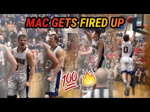 Xxx Mp4 They Tried To Get In Mac McClung S Head 😳 41 Point OUTBURST 3gp Sex