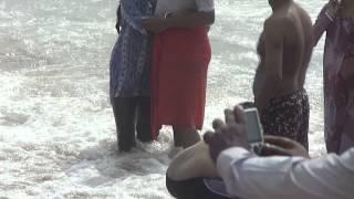 Puri Sea Beach...Odisha Tourism.