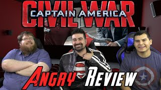 Civil War Angry Movie Review