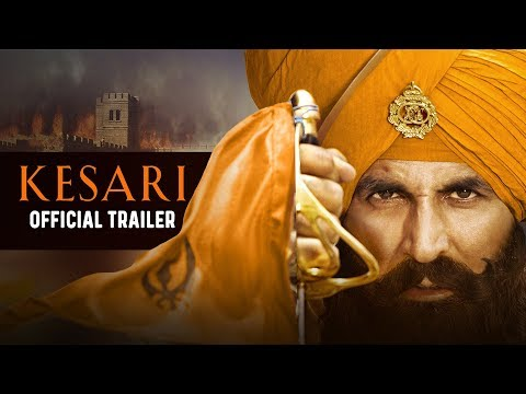 Xxx Mp4 Kesari Official Trailer Akshay Kumar Parineeti Chopra Anurag Singh 21st March 3gp Sex