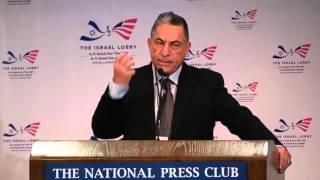 Gideon Levy Speach at the Israel Lobby Convention, Washington D.C., April 10 2015