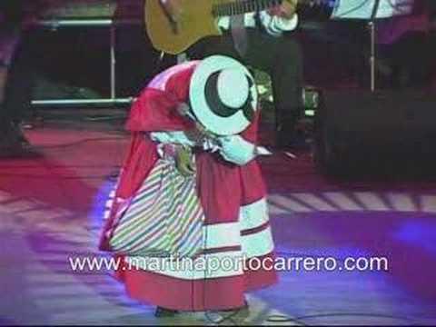 Martina Portocarrero Mamacha De Las Mercedes