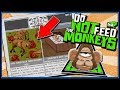 I Wiped Out a Species ( ._.) - Do Not Feed The Monkeys Gameplay