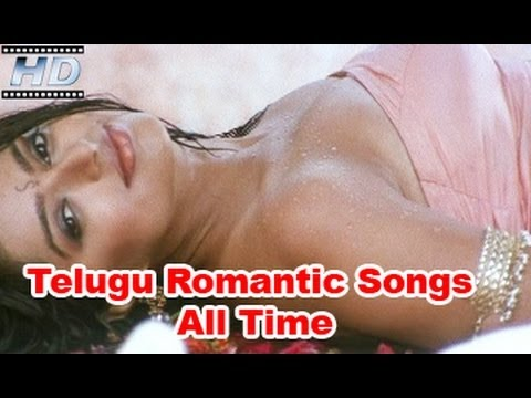 Telugu Romantic Songs Video Juke Box - All Time Hits