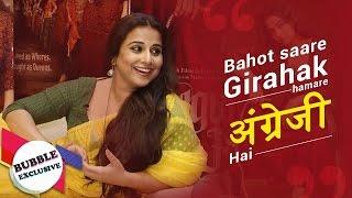 Vidya Balan On Begum Jaan: Bahot Saare Girahak Hamare Angrezi Hain