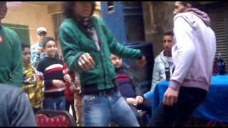 سالس وتيتونيك واوشا رقص بوبنج 2013 DaRK crwe