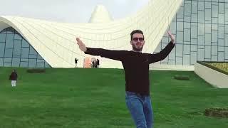 رقص آذری (ترکی) شاد شَن از مجتبی غریب در باکو برای تبلیغ رویداد تبریز_2018 گروه اوتلار ، OtLAR Dance