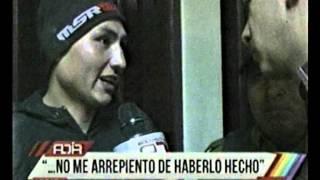 Asesino en serie Bolivia