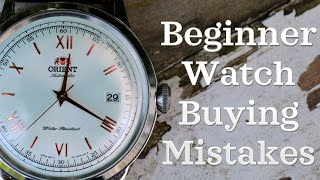 Beginner Watch Buying Mistakes | Things That Are Overlooked