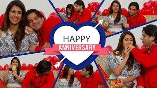 Karan Patel & Ankita Bhargava Talk About Their First Child, Play Fun Games On Their Anniversary