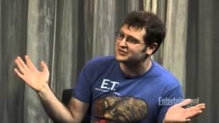 Teen Wolf cast ComicCon 2013 EW live stream interview