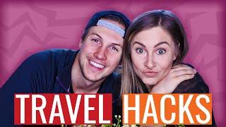 TRAVEL HACKS!!!   Shawn & Andrew