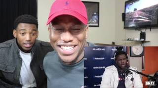 Kelechi Freestyle On Sway In The Morning- REACTION