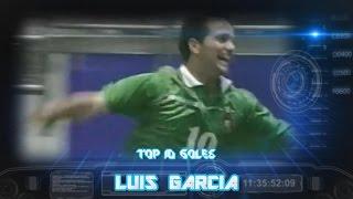 Top 10 - Luis Garcia Postigo