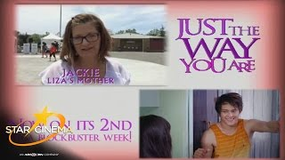 Just The Way You Are (Liza Soberano's Mom)