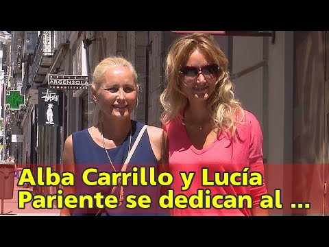 Xxx Mp4 Alba Carrillo Y Lucía Pariente Se Dedican Al Bricolaje En Sus Ratos Libres 3gp Sex