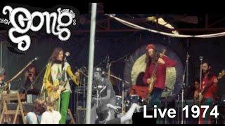 GONG - Live Bremen 1974 (Space rock, prog)
