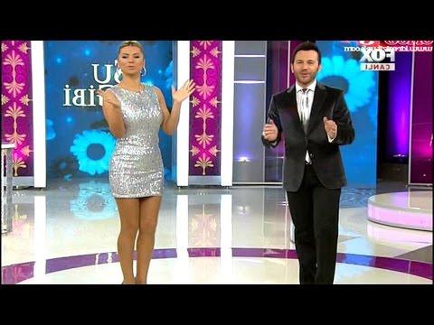 Songül Karlı Beautiful Turkish Tv Presenter 05.03.2012