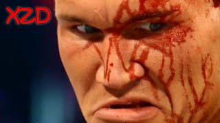 بروك ليسنر ضد راندي اورتن - سمر سلام 2016 دمويه Brock Lesnar vs Randy Orton summerslam