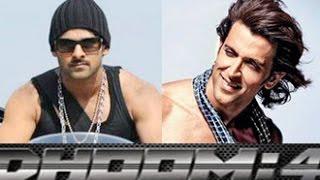 'Baahubali Prabhas To Fight With Hrithik Roshan in 'Dhoom 4' | YRF | Salman, Vijay Krishna Acharya