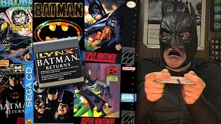 Batman - Angry Video Game Nerd - Episode 52