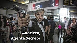 Spy Time, Anacleto, Agente Secreto - Trailer - ASNIFF 2016 - Absurde Séance