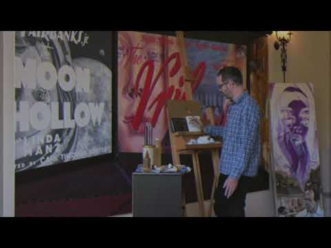 Chill The Fuck Out With Eric White - Painting Tutorial