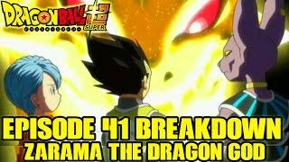 Dragon Ball Super - Episode 42 Preview + Episode 41 Dragon of the Gods Grant My Wish, Zeno's Arrival
