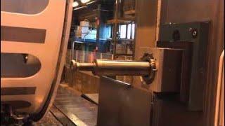 [Technology Video] Floor Type Horizontal Boring Machine Wrf Mill Cnc