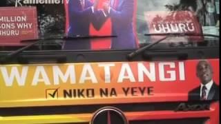 Ngari ya kambe-ini kuranga mwanake umwe na gukua hau hau Ting'ang'a
