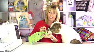 Fun moments in my sewing videos! by Debbie Shore