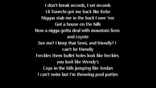 Lil Wayne - Trap House Lyrics