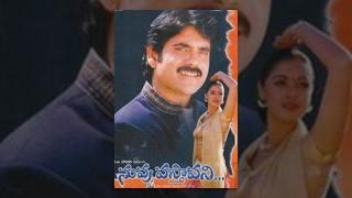 Nuvvu Vasthavani | Full Length Telugu Movie | Nagarjuna, Simran