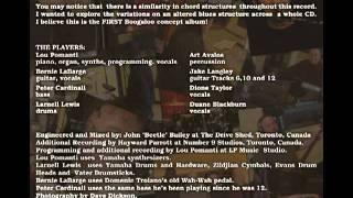 Lou Pomanti -The Boogaloo Lounge
