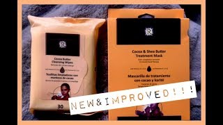 NEW & IMPROVED Rich Radiance Cocoa & Shea Butter Treatment Mask | SOLD IN DOLLAR TREE!!!