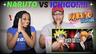 Naruto VS Ichigo   DEATH BATTLE By ScrewAttack! REACTION!!!!