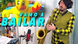BAILAR -  Deorro ft. Elvis Crespo (Saxophone Cover Daniele Vitale)