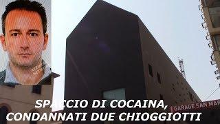 TG AZZURRA: SPACCIO DI COCAINA, CONDANNATI DUE CHIOGGIOTTI - nr 263/18, 14 novembre