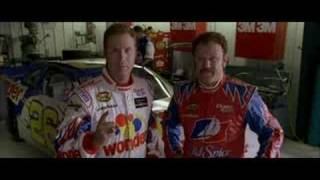 Talladega Nights Public Service Announcements