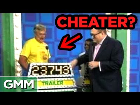 Amazing Game Show Cheaters