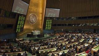 Rusia y China vetan un plan de resolución del Consejo de Seguridad sobre Alepo