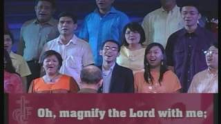 O Magnify The Lord  9/21/08