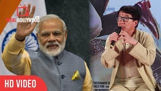Jackie Chan Reaction On PM Modi Relations With China | Kung Fu Yoga