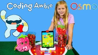 OSMO Coding Awbie  Assistant Must Eat Two Million Strawberries a Fun Coding Game