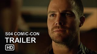 Arrow Season 4 Comic-Con Trailer [HD]