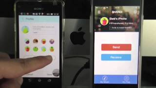 How to Wirelessly Transfer Files Between Android & iOS Devices FAST!