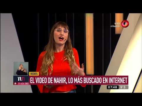 Xxx Mp4 El Video íntimo De Nahir Galarza Es Lo Más Buscado En Internet 3gp Sex