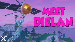 Meet DieLAN - 10 Year old Fortnite Phenom