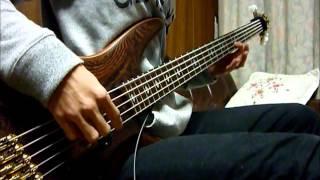 LiSA シルシ (Full) Live.VER Shirushi bass cover【SAO ソードアートオンライン ED3】【ベース】