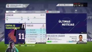 FIFA18 | MODO CARREIRA TREINADOR | ALBACETE | TEMP 3 | DI MAGIA | RUMO 16k #2